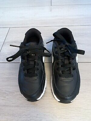 Nike Air Max Trainers Boys Junior Infant Kids UK Size 10