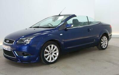 2007 Ford Focus cc 3 2.0 petrol convertible low miles