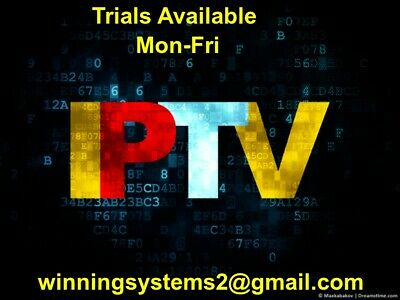 IPTV full package....1 months subscription