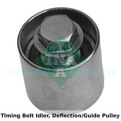 INA Timing Belt Idler, Deflection/Guide Pulley - 532 0312 20 - OE Quality