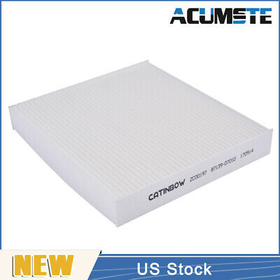 FIBROUS AC CABIN AIR FILTER for TOYOTA 87139-07010
