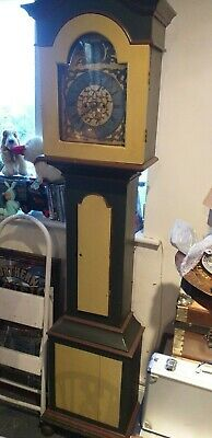 Grandfather clock longcase clock