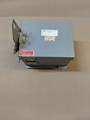 Crouse Hinds Pfpl-461 Pfpl461 30 Amp 600V Fusible Fused Bus Plug 3P 4W