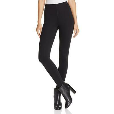 Theory Womens Black Solid Knit Casual Leggings XS BHFO 2615