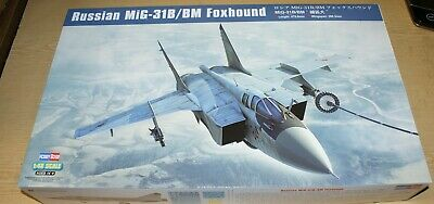 Neu Eduard Accessories Ex489-1:48 Mig-31Bm For Amk Maskierfolie