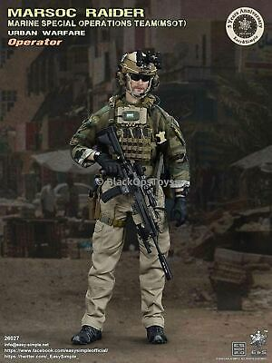 1//6 Scale Helmet /& Night Vision Goggles Urban Warfare Operator Digicamo