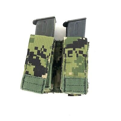 Eagle Industries AOR2 Double Pistol Mag Pouch w Kydex, Magazine Military MOLLE
