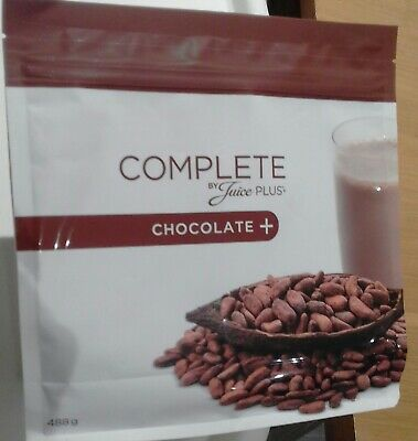 Juice Plus Complete Chocolate Shakes In Date 02/2021 Brand New And sealed