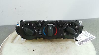 2015 FORD TRANSIT CUSTOM Diesel Heater Climate Controls 431