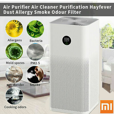Xiaomi Mijia Smart Air Purifier 3 OLED Display Smart APP WIFI Luftreiniger EU