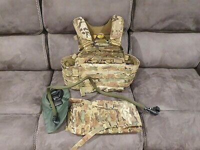 Platatac SMAC-R multicam plate carrier and hydration cover (not SORD, ADA, TBAS)