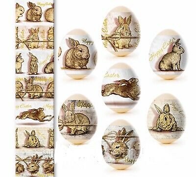 Easter Bunny, Easter Egg Shrinking Wraps