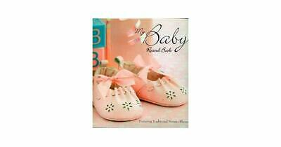 My Baby Record Book Pink Maternity Baby Shower Gift NEW