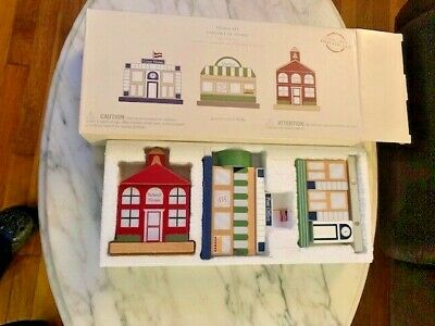 Pottery Barn kids Classic Train Town Add on Set