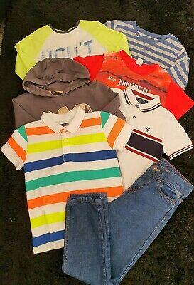 Boys John Lewis Jeans Jumper Tops Next Ninjago Bundle Age 5-6 Years