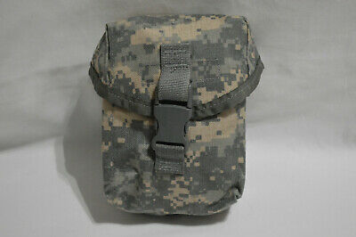 Military Individual First Aid Kit Pouch IFAK, ACU MOLLE Medical Pouch