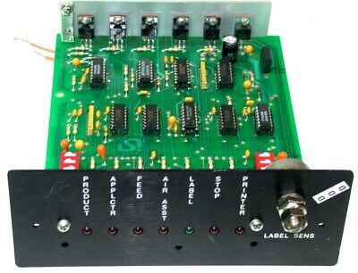Labeling Systems Inc. LSI 3000 Printed Circuit Board