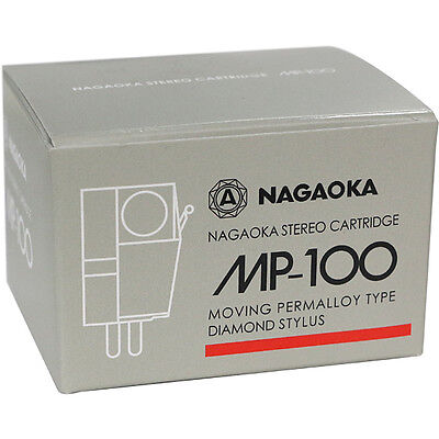NAGAOKA MP-100 STEREO CARTRIDGE FROM JAPAN FREE SHIPPING w/ TRACKING