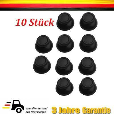 10x Analog Joystick Thumbstick Knopf Kappe für replacement PS4 Sony PlayStation