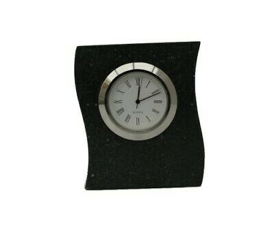 Small Slate Mantle Clock - NEW