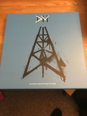 "Depeche Mode : Construction Time Again: The 12"" Singles (Vinyl 12"")"