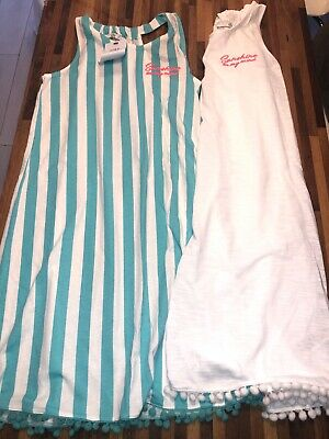 M&S Marks And Spencer Girls Summer Dresses Age 11-12 BNWT