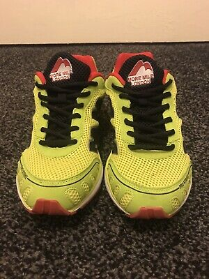 Mens More Mile London Runner Trainers, UK - 8 / 42