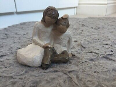 Willow Tree Demdaco 'Brother and Sister' Figurine Ornament
