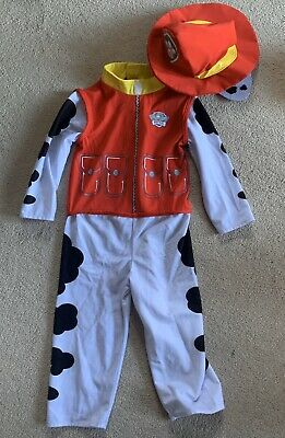 Paw Patrol Dressing Up Fancy Dress Costume Outfit Age 3 4 Boys Girls