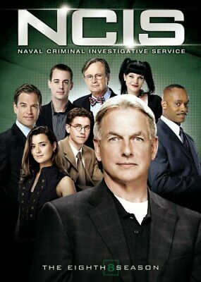 NCIS NAVAL CRIMINAL INVESTIGATIVE SERVICE EIGHTH SEASON 8 New Sealed 6 DVD Set