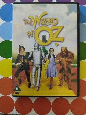 The Wizard Of Oz (DVD, 2001)