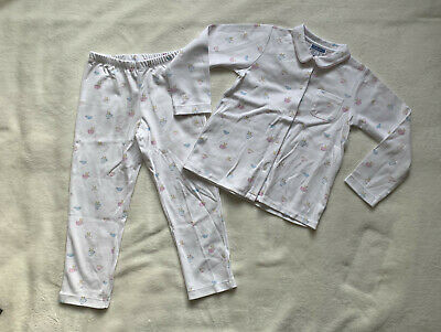 JACADI Girl's Pyjamas. Age 4 Years. NEW WITHOUT TAGS.