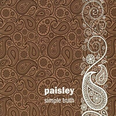 Paisley - Simple Truth New Cd