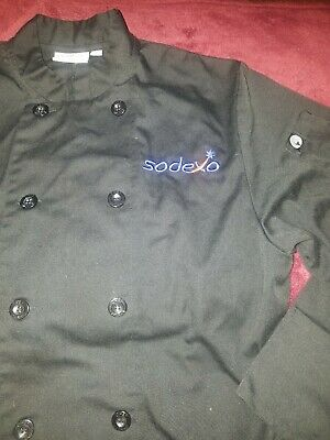 Sodexo Chef Jacket Long Sleeve