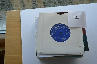 "Collection of 1950's & 1960's 7"" Vinyl Records (some picture sleeves) Full List"