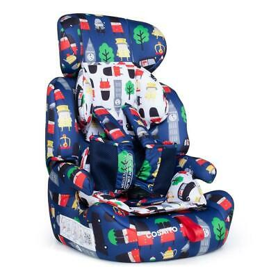 Cosatto All in All Group 0+//1//2//3 Mister Fox Car Seat Baby//Kid Birth-36kg//12Y