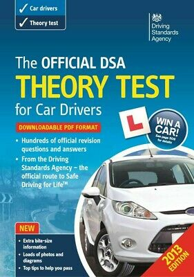 The OFFICIAL DVSA THEORY TEST for Car Drivers PDF