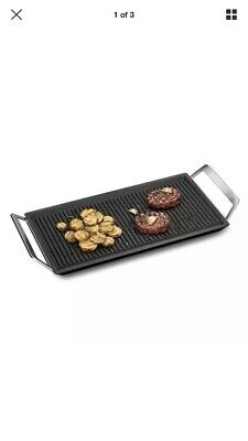 AEG Infi-Grill Griddle Grill Hotplate Grid Steak Professional Induction +