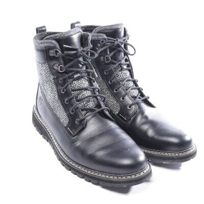 CHAUSSURES TIMBERLAND NOIR 6 POUCE BOTTES T40 T41,5 T 36
