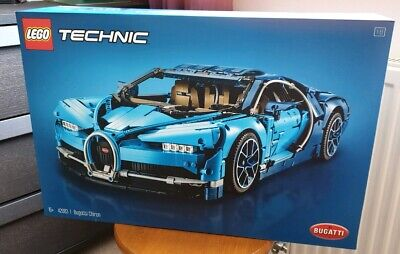 LEGO Technic Bugatti Chiron (42083) Brand new/sealed Collection Only