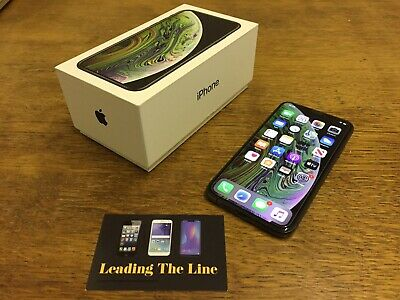 Apple iPhone XS 64GB Space Grey Unlocked A2097 ⭐️FULLY WORKING GOOD USED ITEM⭐️