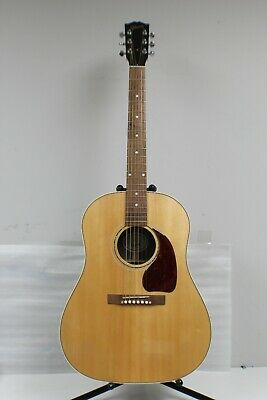Gibson J-15 6 String Acoustic Electric Guitar - Made in USA - Free U.S. Shipping