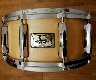 Pearl Masters MMX Custom Maple Snare Drum 14x6,5