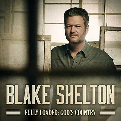 (10) CDs Fully Loaded: God's Country by Blake Shelton 2019 WHOLESALE LOT