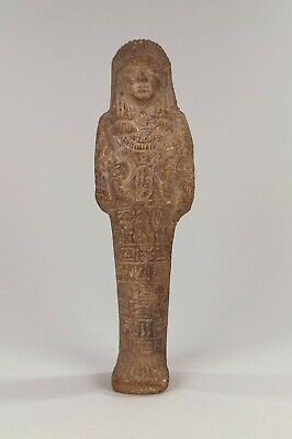 Ancient Egyptian Terracotta Ushabti R596