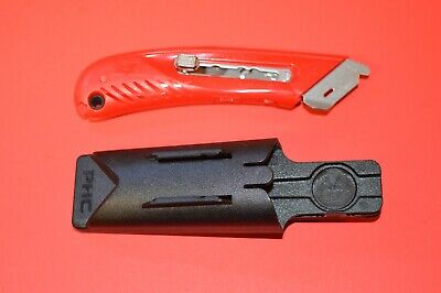 PACIFIC HANDY CUTTER PHC S4L Left Handed Safety Box Tape Cutter Holster UKH-423