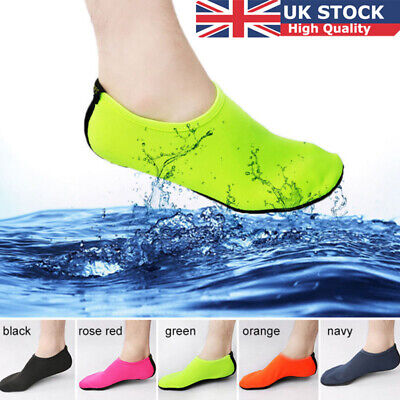 Adult Kids Unisex Water Shoes Surf Diving Socks Wetsuits Nonslip Swim Beach Wear