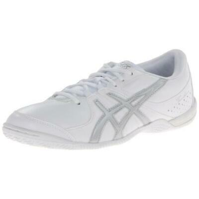 ASICS WOMENS TUMBLINA Faux Leather Low Top Cheer Shoes