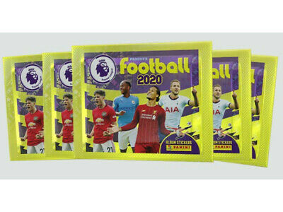 Panini 2020 Premier League Stickers  - Choose any 10 stickers for 99p