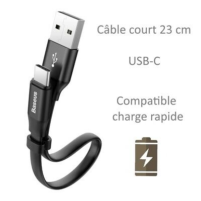 USB KABEL ART C Laden Schnell 3A Laden & Synchro Smart